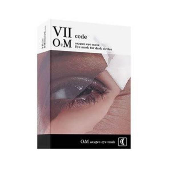 VIICODE O2M Oxygen Eye Mask for Dark Circles