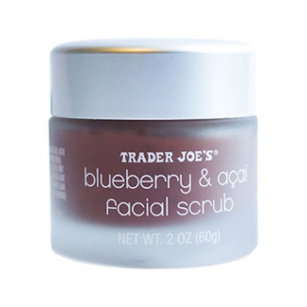 Blueberry & Acai Facial Scrub