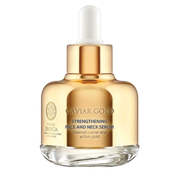 Caviar Gold Strengthening Face & Neck Serum