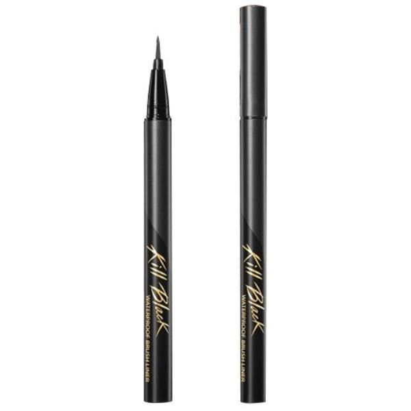 Waterproof Brush Liner - Kill Black