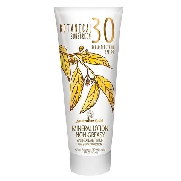 Botanical Sunscreen Mineral Lotion SPF 30