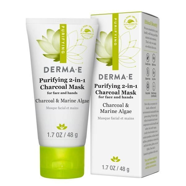 Purifying 2-in-1 Charcoal Mask