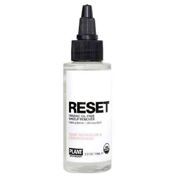 RESET Organic Oil-Free Makeup Remover