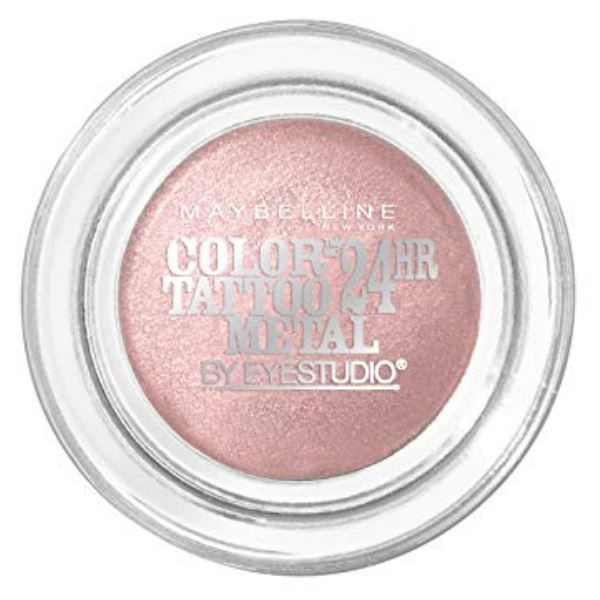 Color Tattoo Metal 24 HR Cream Gel Eye Shadow - Inked in Pink