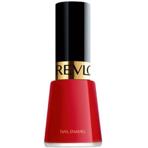 Nail Enamel - Revlon Red