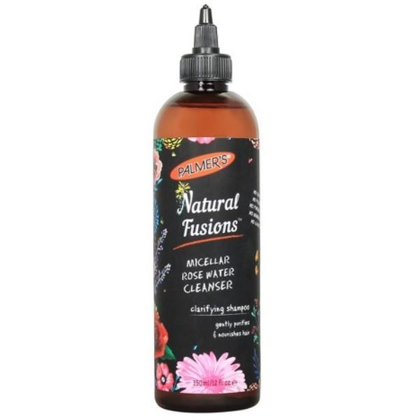 Natural Fusions Micellar Rosewater Cleanser Clarifying Shampoo