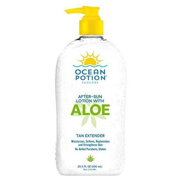 Aloe After-Sun Lotion