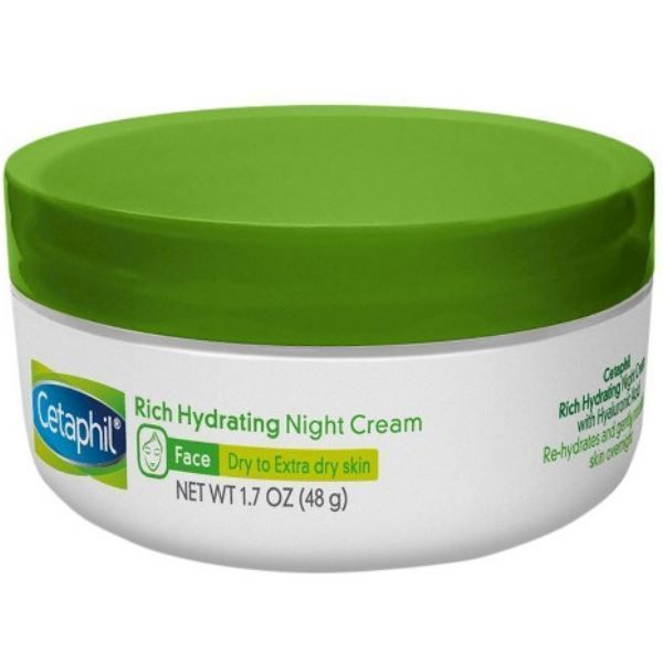 Rich Hydrating Night Cream