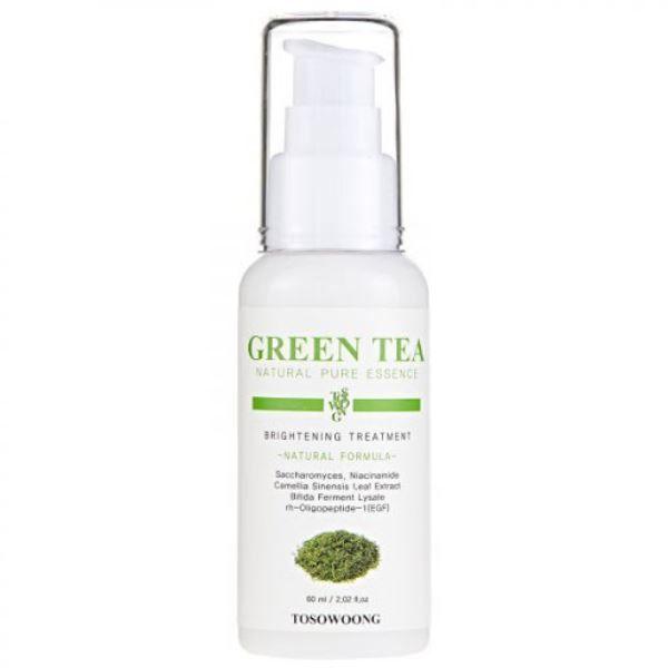 Green Tea Natural Pure Essence Brightening Treatment