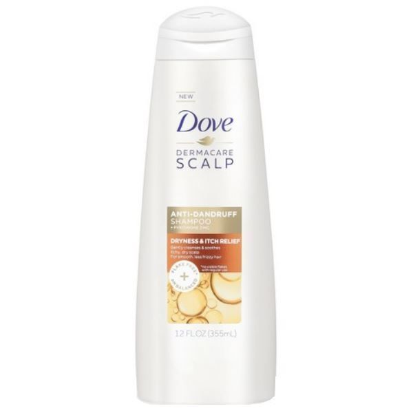Derma Care Scalp Anti-Dandruff Shampoo: Dryness & Itch Relief