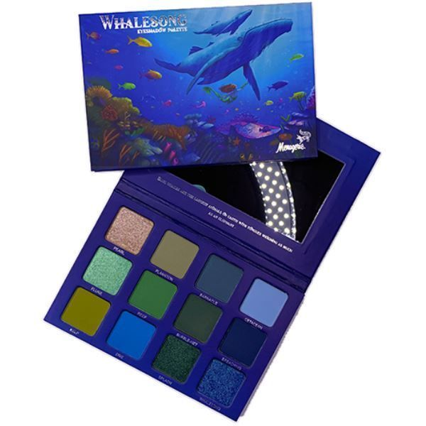 Whalesong Eyeshadow Palette