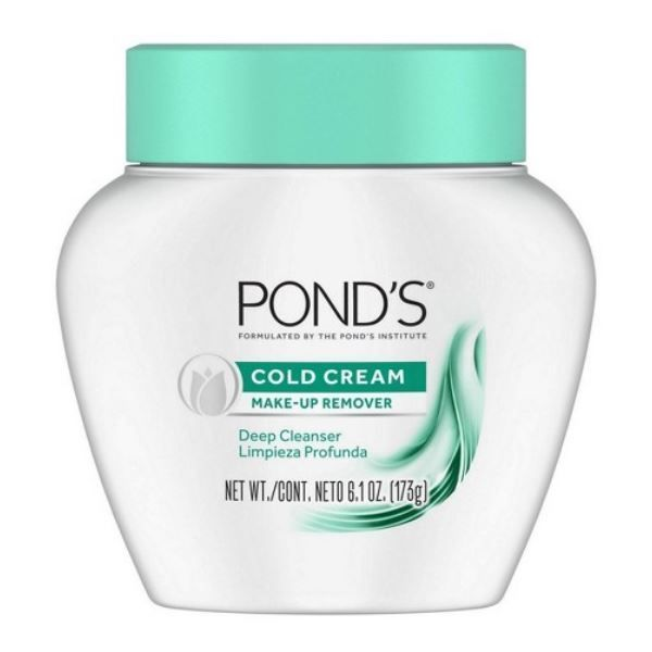 Cold Cream Makeup Remover Deep Cleanser