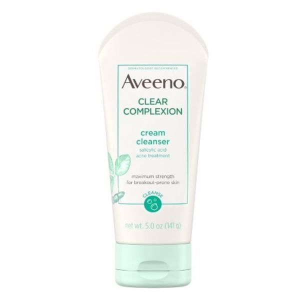 Clear Complexion Cream Cleanser