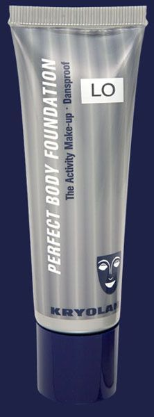 Perfect Body Foundation dansproof
