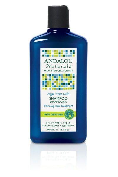 Argan Stem Cells Age Defying Shampoo