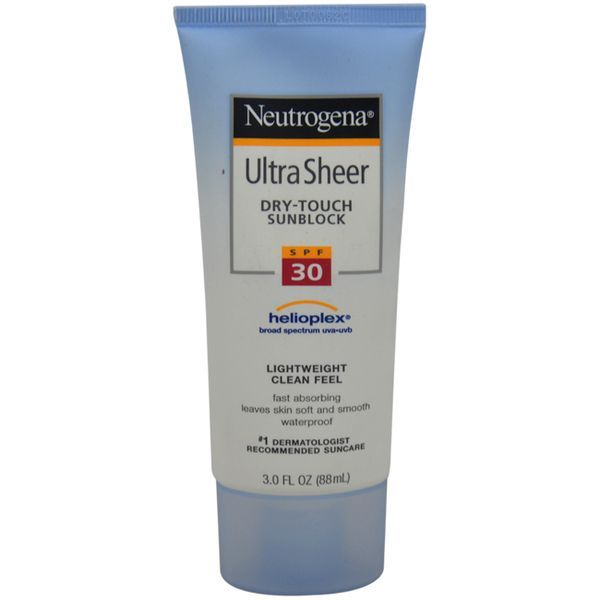 Ultra Sheer Dry-Touch Sunblock SPF 30
