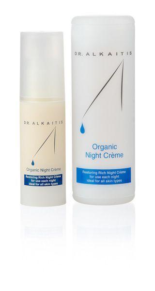 Organic Night Cream
