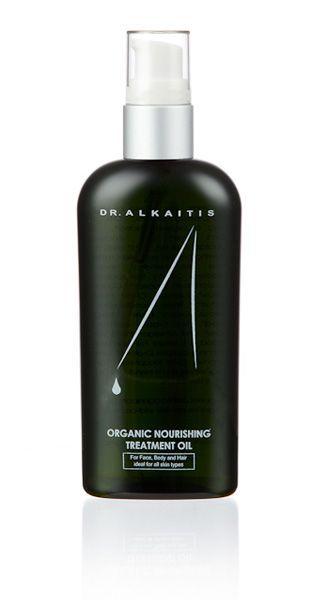 Nourishing Treatment Oil