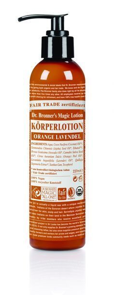 Dr. Bronners & Sun Dogs Magic Body Lotion - All Scents