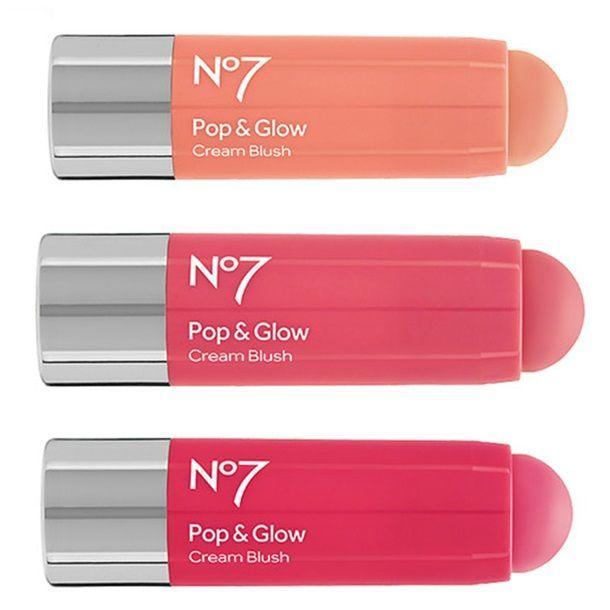 No7 Pop and Glow Cream Blush