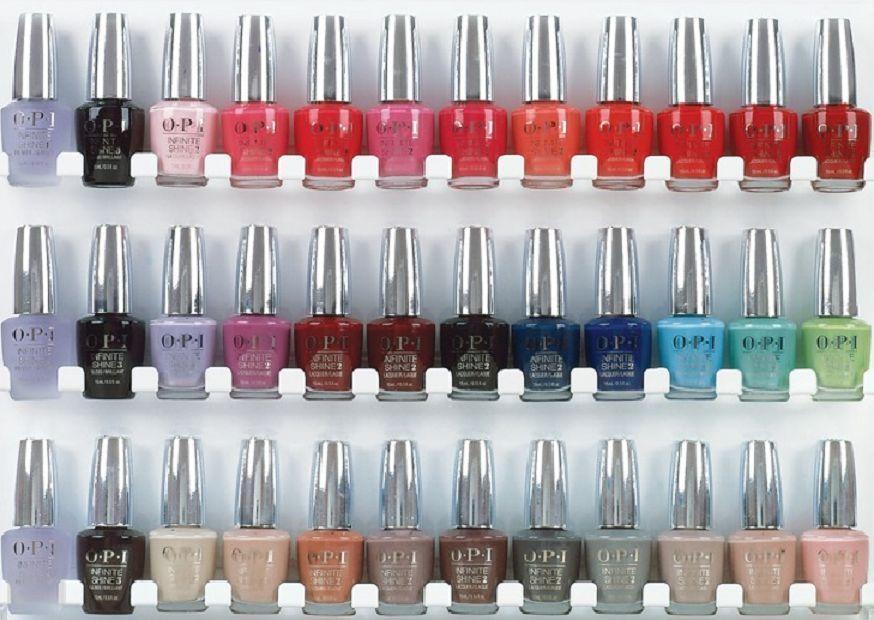 Infinite Shine Nail Polish Lacquer (All Colors)