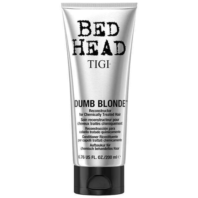 Bed Head Dumb Blonde Reconstructor for Chemically Treated Hair