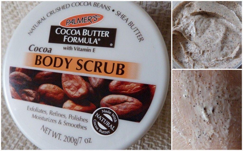 Cocoa Butter Formula Body Scrub