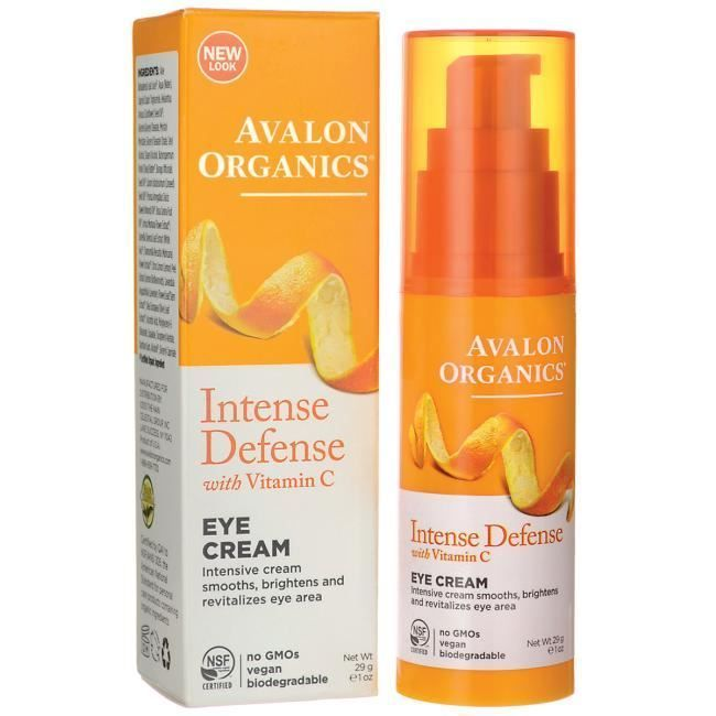 Intense Defense with Vitamin C Eye Cream