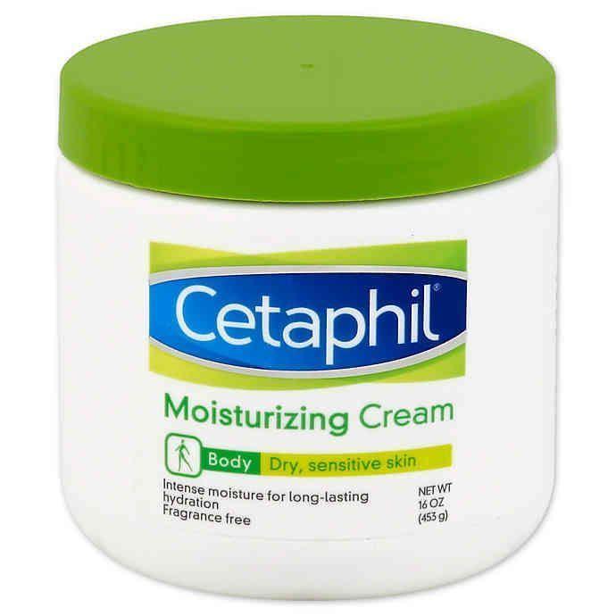 Moisturizing Cream - Dry, Sensitive Skin