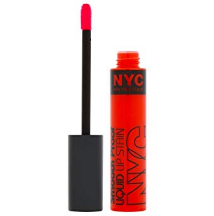 NYC Smooch Proof Liquid Lip Stain