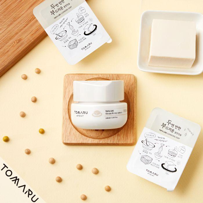 ToMaRu Tofu like Mask