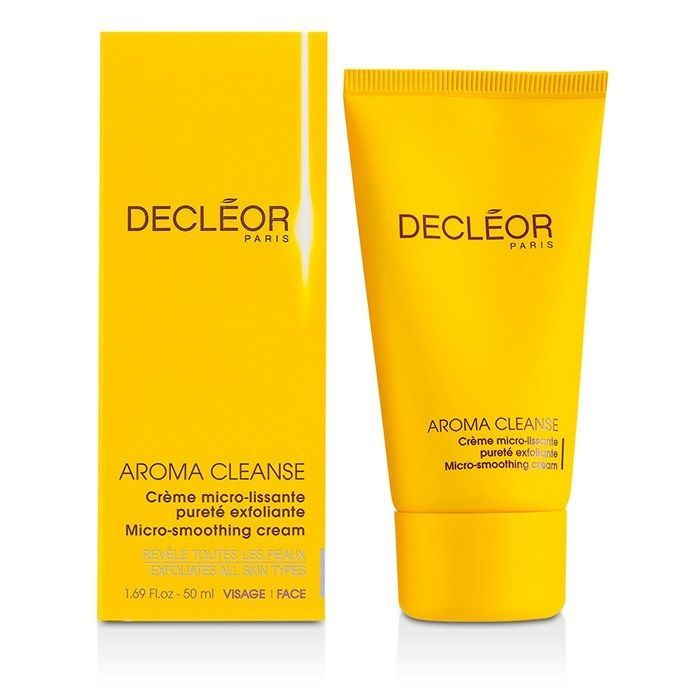 Aroma Cleanse Micro-smoothing Cream
