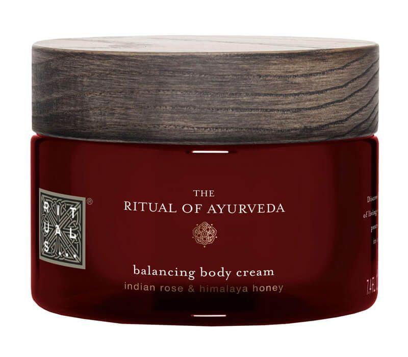 Ayurveda Balancing Body Cream