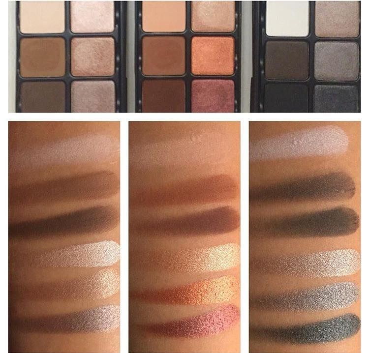 Cashmere Theory Palette