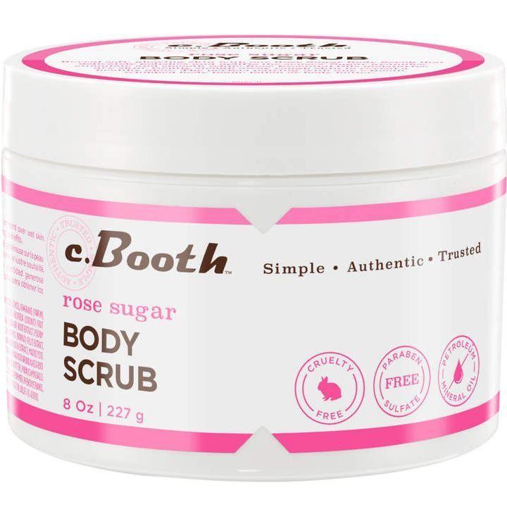Rose Sugar Body Scrub