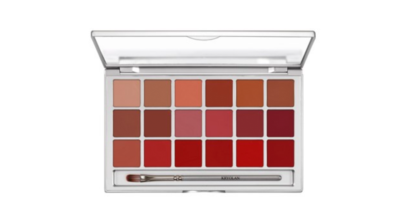 Lip Rouge Sheer Palette 18 Color