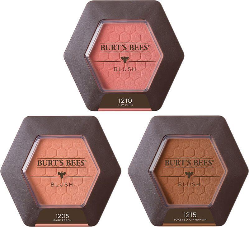 Blush Makeup - 100% Natural with Vitamin E