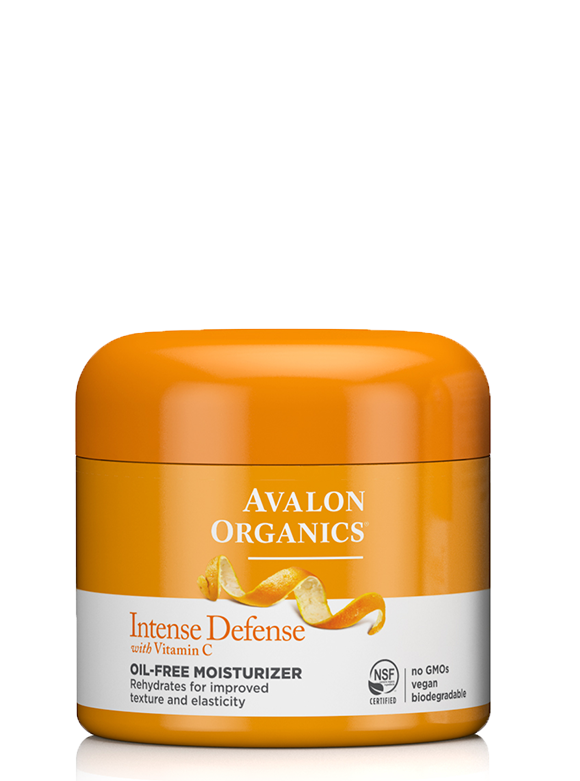 Intense Defense with Vitamin C Oil Free Moisturizer