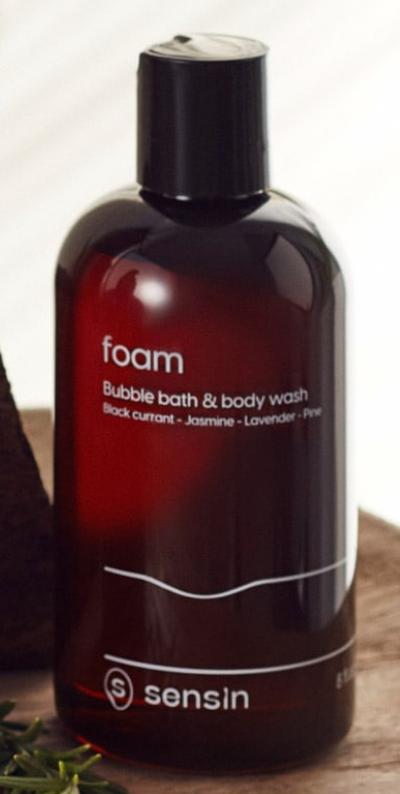 Foam Bubble Bath & Body wash