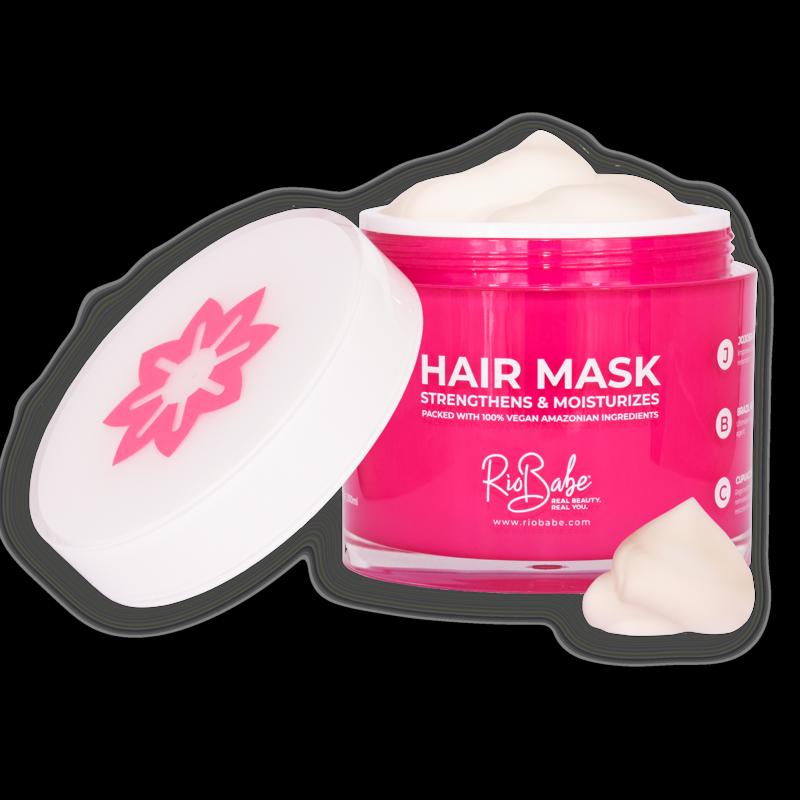 Hair Mask: Ultra Moisturizing and Strengthening