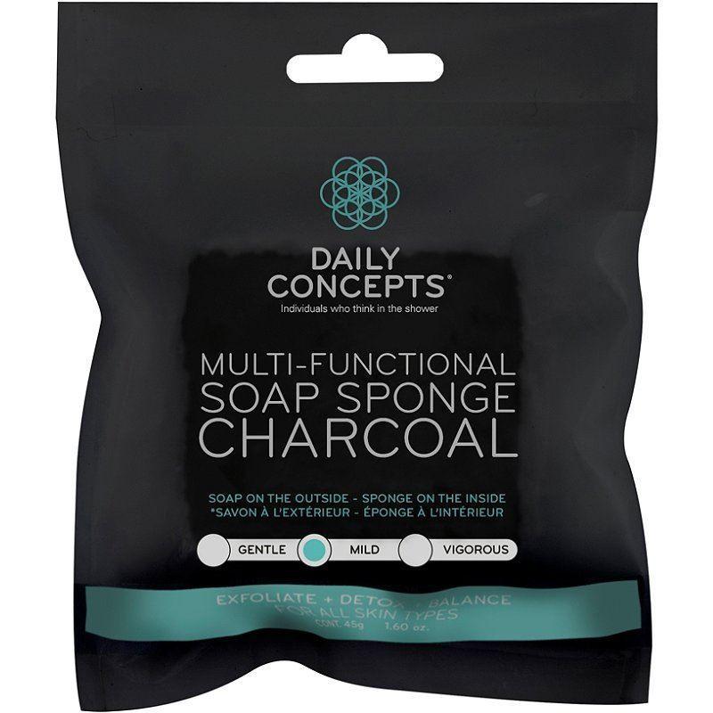Multi-Functional Soap Sponge Charcoal