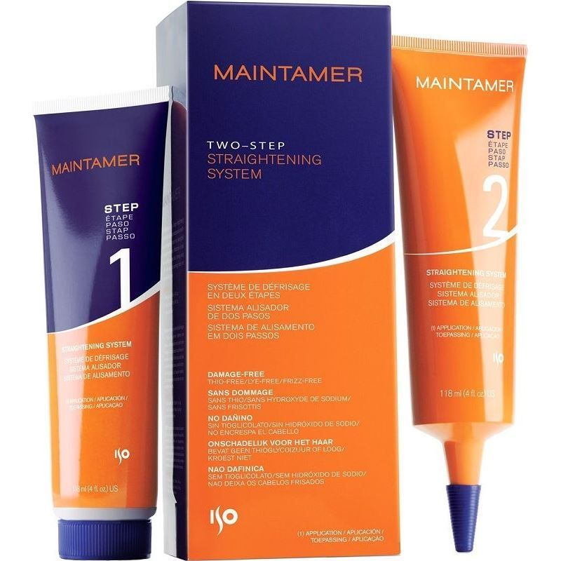 Maintamer Two-Step Straightening System