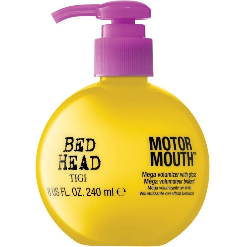 BED HEAD Motor Mouth Mega Volumizer with Gloss