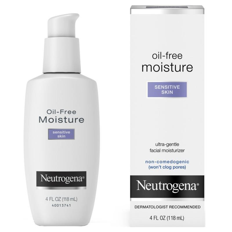 Oil-Free Moisture for Sensitive Skin