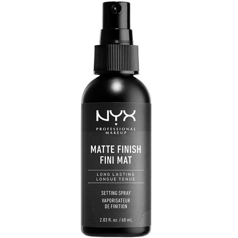 Matte Finish Makeup Setting Spray