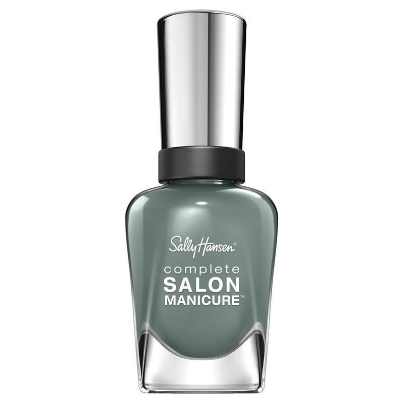 Complete Salon Manicure - Moss Definitely