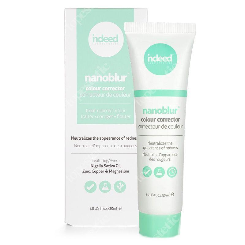 Nano Blur Colour Corrector - green