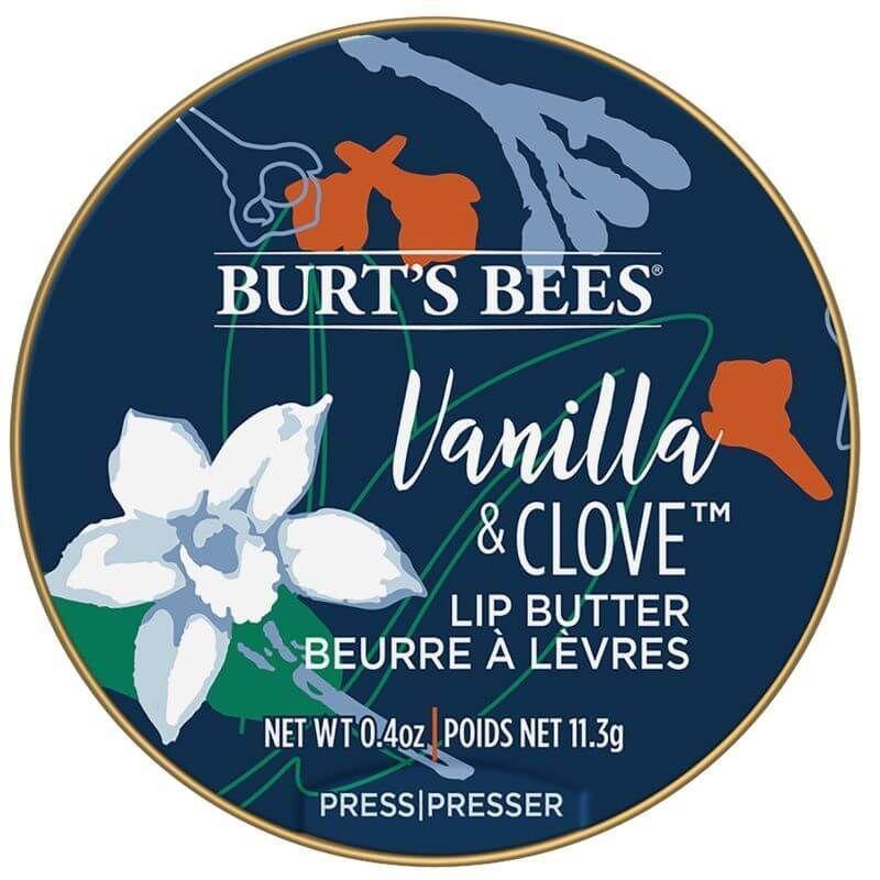 Vanilla & Clove Lip Butter