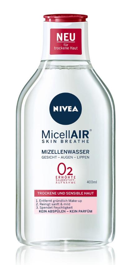 MicellAir Skin Breathe Water