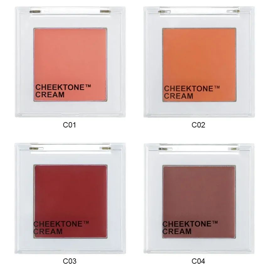 Cheektone Single Blusher Cream